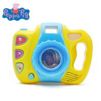 小猪佩奇Peppa Pig粉红猪小妹 音乐发声器 仿真玩具 照相机