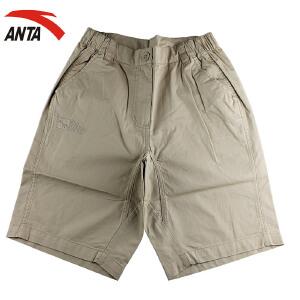 安踏运动短裤夏季休闲男子跑步短裤透气五分裤15626326