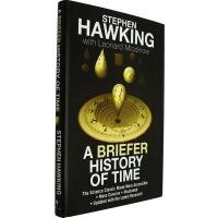 【英文原版】A Briefer History Of Time时间简史史蒂芬霍金科普小说3