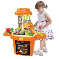 纽奇NuKied多功能工具维修台椅子凳子儿童过家家玩具工具箱宝宝益智玩具套装8306