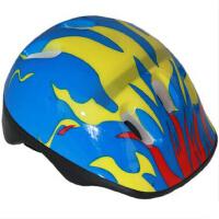溜冰鞋安全帽轮滑鞋装备儿童套装 儿童运动头盔 高密度泡沫 安全耐摔头盔