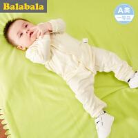 巴拉巴拉新生儿婴童连体衣宝宝 男童爬服2017夏新款婴儿儿童哈衣男