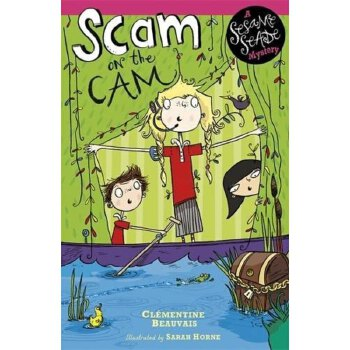 Sesame Seade Mysteries #3: Scam on the Cam