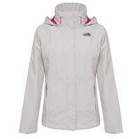 The North Face乐斯菲斯 专柜同款女子防水透气全压胶冲锋衣CKV6N8K