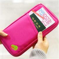 包邮出国必备护照包多功能证件包男女旅行卡包便携机票保护包