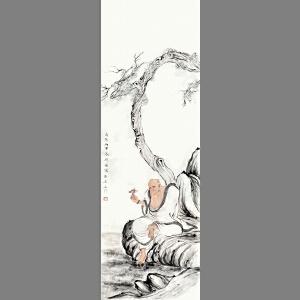 佛教题材《修持》系列之六