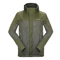 Columbia/哥伦比亚专柜同款 男士户外防水透气单层冲锋衣PM2397339