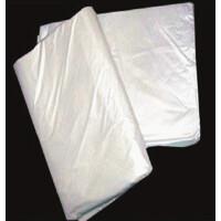 单位物业 家庭搬家环保垃圾袋 加厚 100*110白色垃圾袋 50只