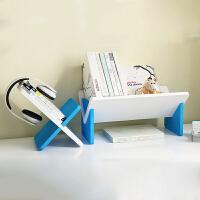 御目 书柜 儿童简易书柜小书架简约学生柜子落地桌上创意自由组合置物架书架儿童收纳创意家具