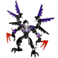 [当当自营]LEGO 乐高 Chima气功传奇 气功魔盗鸦 积木拼插儿童益智玩具 70205