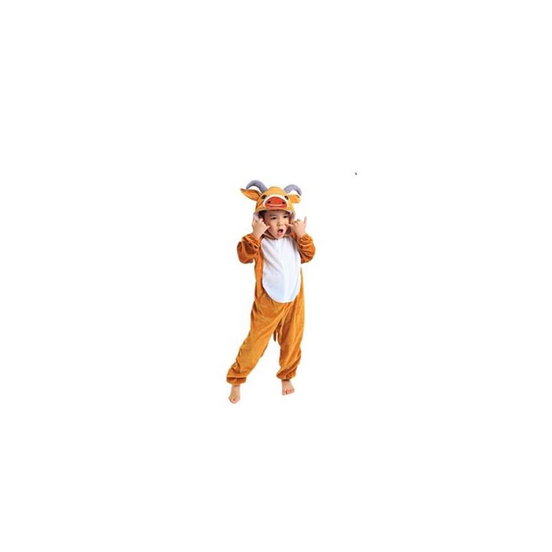 六一儿童节儿童动物表演服装 蜜蜂恐龙猪斑点狗羊猴子老虎小奶牛演出