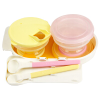 【当当自营】Pigeon贝亲 哺喂套装 DA40 贝亲洗护喂养用品 宝宝餐具/婴儿餐具/儿童餐具
