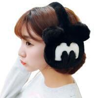 冬季卡通女士秋冬天可爱护耳罩耳套毛绒保暖耳暖