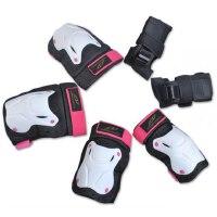 成人儿童护具套装专业轮滑护具滑板护膝护肘掌溜冰鞋小孩6件套