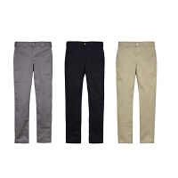 Dickies/蒂克 新款修身小脚裤型工装裤休闲裤