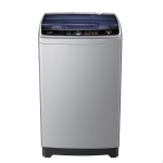 Haier/海尔 8公斤 直驱变频 全自动波轮洗衣机 四重洁净 智能称重 智能预约 漂甩二合一EB80BM39TH