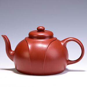 【研究员级国家高级工艺美术师】 咸仲英《龙带》 大红袍 GJ042