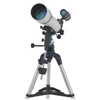 博冠天王102/700 大口径折射式自动寻星天文望远镜 EM100升级版赤道仪推荐星空摄影镜头