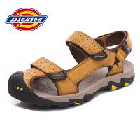 【夏季新款】Dickies2017新款男士鞋子休闲凉鞋沙滩鞋172M50LXS09