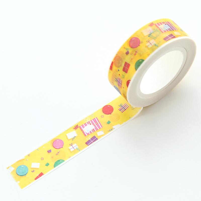 umi创意日韩文具 清新可爱和纸胶带贴纸贴画 diy装饰日记相册书签