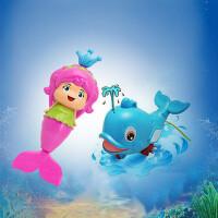 戏水海豚一1-2岁男宝宝玩具1-3岁以下小男孩益智一到两周岁洗澡女