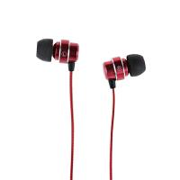 战翼 电脑手机mp3通用入耳式耳机魔音重低音线控耳塞带麦耳机