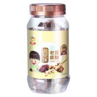 【吉咕力】古早味老姜黑糖[桂圆红枣]240g/罐