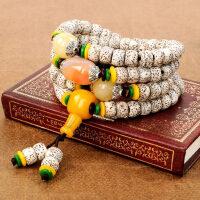 星月菩提子108颗手串正月高密配饰藏式佛珠男女手链