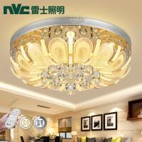 孔雀 惊鸿  LED水晶灯客厅灯现代简约吸顶灯圆形创意卧室灯具灯饰