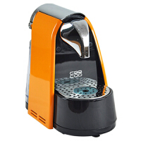 喜客CB-100胶囊咖啡机全自动 Lavazza blue胶囊机橙色 家用