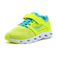 鸿星尔克(ERKE)童鞋 儿童运动鞋时尚透气休闲跑鞋中大童网孔轻便休闲鞋