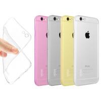 【包邮】香港 IMAK 苹果Apple iPhone6/6s Plus 手机套 手机壳 保护套  保护壳 透明套 手机保护壳套  轻薄软套 轻薄隐形套(精致版)