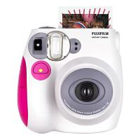 Fujifilm/富士 instax mini7s一次成像相机 拍立得胶片 趣奇相机 - 粉红色