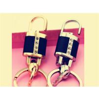 正品代购情侣钥匙扣 女士汽车钥匙链 男女士韩国创意礼物
