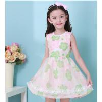 女童连衣裙夏装韩版中大儿童新款童装公主裙女童裙子可礼品卡支付