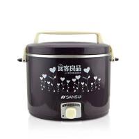 电热饭盒 304不锈钢内胆电煮锅 小火锅 学生电热锅