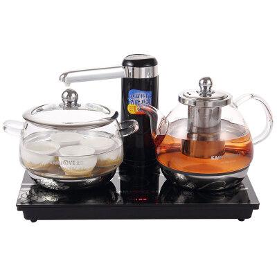 金灶a-908感应式玻璃养生壶电热壶 电水壶 泡茶壶