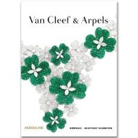 Van Cleef & Arpels 法国珠宝世家:梵克雅宝 主板设计图书籍
