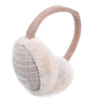 冬季男女士保暖耳套耳罩可爱折叠情侣款毛绒耳暖耳捂