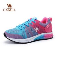【领券满299减200】camel骆驼 运动鞋情侣马拉松跑鞋透气减震运动休闲鞋 飞线男女跑步鞋