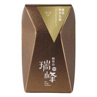 瑞峰 阿里山优质熟香乌龙150g/盒 台湾精选墨绿油润鲜嫩肥硕绿黄纯透经久耐泡香甜茶叶