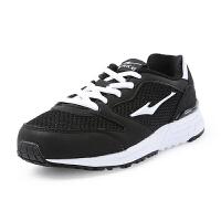 鸿星尔克(ERKE)童鞋儿童运动鞋 透气轻便防滑耐磨缓震弹性男童鞋大童慢跑鞋
