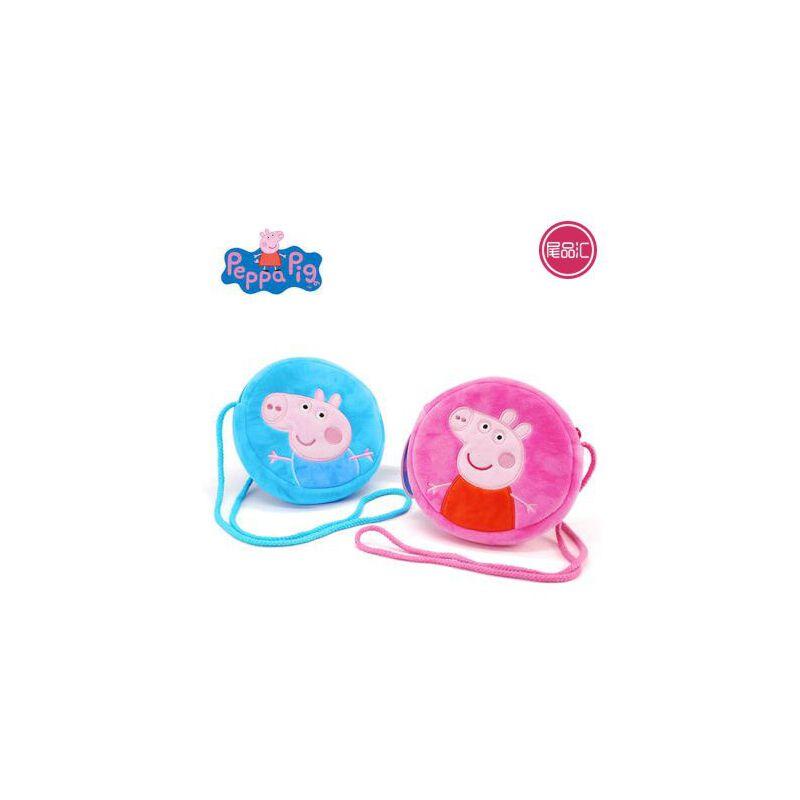可爱的粘土小猪佩奇玩偶做法分享