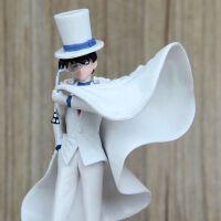 名侦探柯南手办模型 魔术师怪盗基德公仔 鸽子披肩款摆件动漫玩偶1
