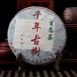 2006年 秦凝详(千年古树) 熟茶 357g/片 7片