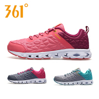 361度女鞋跑步鞋2016秋冬361新款女保暖运动鞋减震跑鞋C