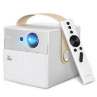 极米(XGIMI)CC极光 家用 高清 投影机(左右梯形校正 自动对焦 720P分辨率 手机同屏 JBL音响)