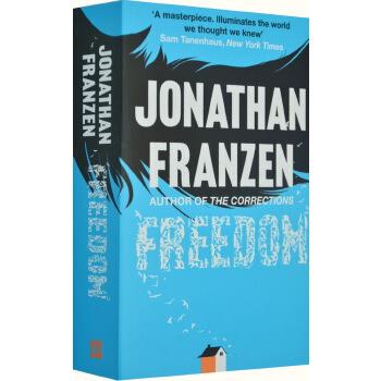 【英文原版】 freedom 自由 乔纳森弗兰岑 纽约时报年度好书
