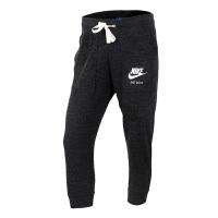 Nike耐克女裤 运动跑步休闲透气七分裤 883724-010