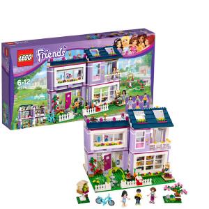 [当当自营]LEGO 乐高 Friends好朋友系列 艾玛的房子 积木拼插儿童益智玩具 41095